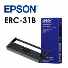 原裝 EPSON ERC-31B 色帶